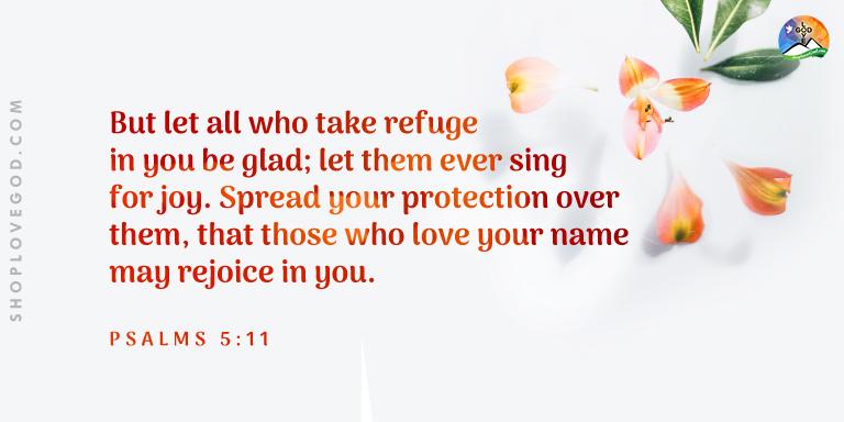 Daily devotion on trust and faith.