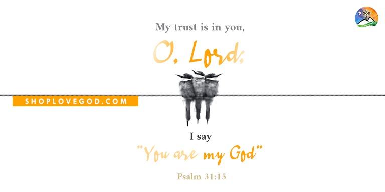 Jesus, I Trust You! Daily Devotion